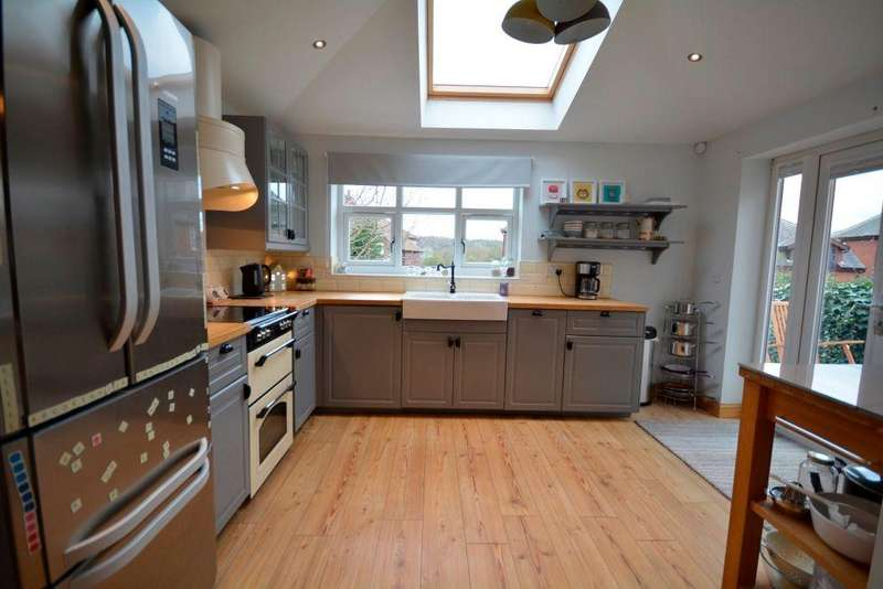 3 Bedrooms Detached House for sale in Rickleton Avenue, Chester Le Street, DH3
