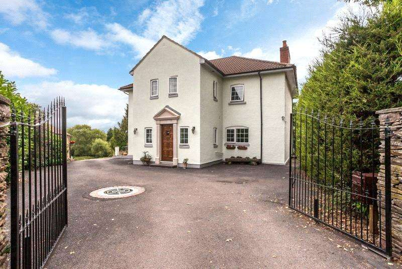 4 Bedrooms Detached House for sale in Park Row, Frampton Cotterell, Bristol, South Gloucestershire, BS36