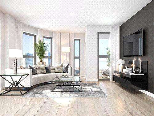 3 Bedrooms Apartment Flat for sale in Manhattan Plaza, Canary Wharf, London, E14
