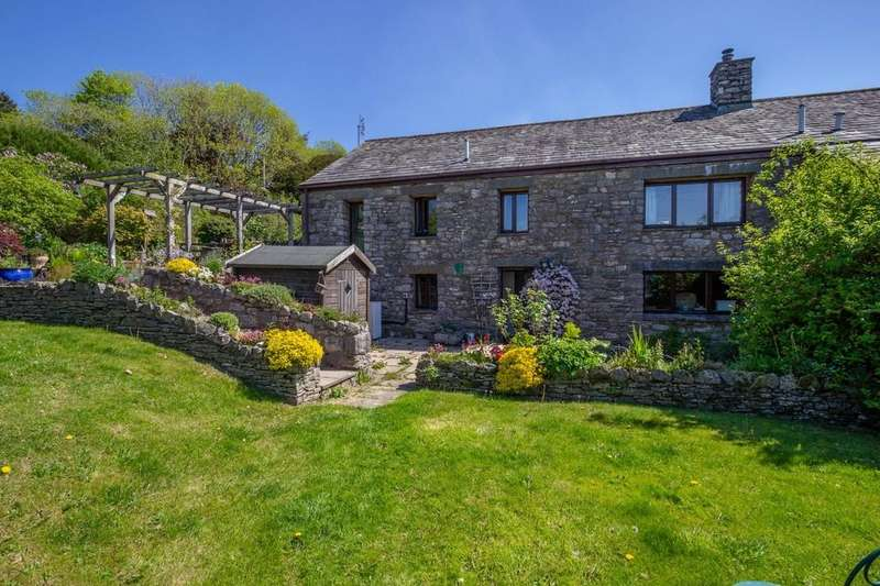 4 Bedrooms Barn Conversion Character Property for sale in 1 High Fell Gate Barn, Cartmel Road, Grange-over-Sands