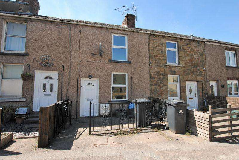 2 Bedrooms Terraced House for sale in Steam Mills, Cinderford