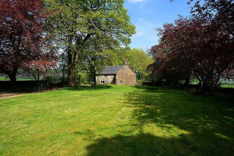 3 Bedrooms Detached House for sale in Marnshaw Head, Longnor