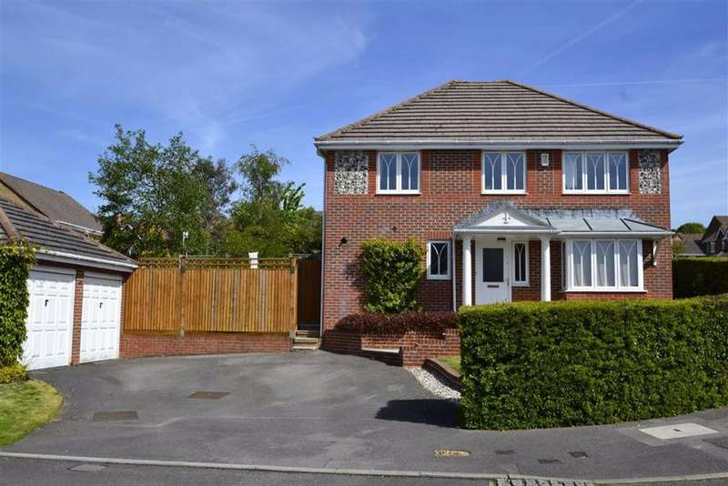 4 Bedrooms Detached House for sale in Yarrow Close, Thatcham, Berkshire, RG18