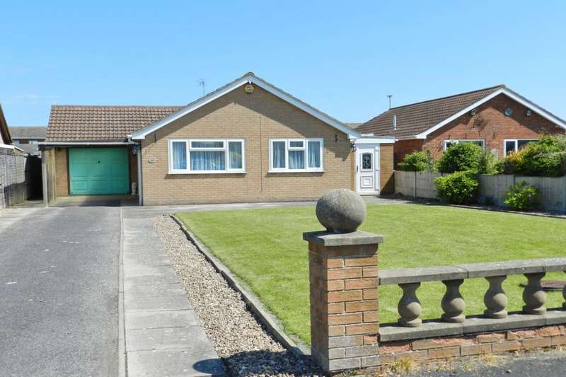 2 Bedrooms Detached Bungalow for sale in Brooke Drive, Mablethorpe, LN12