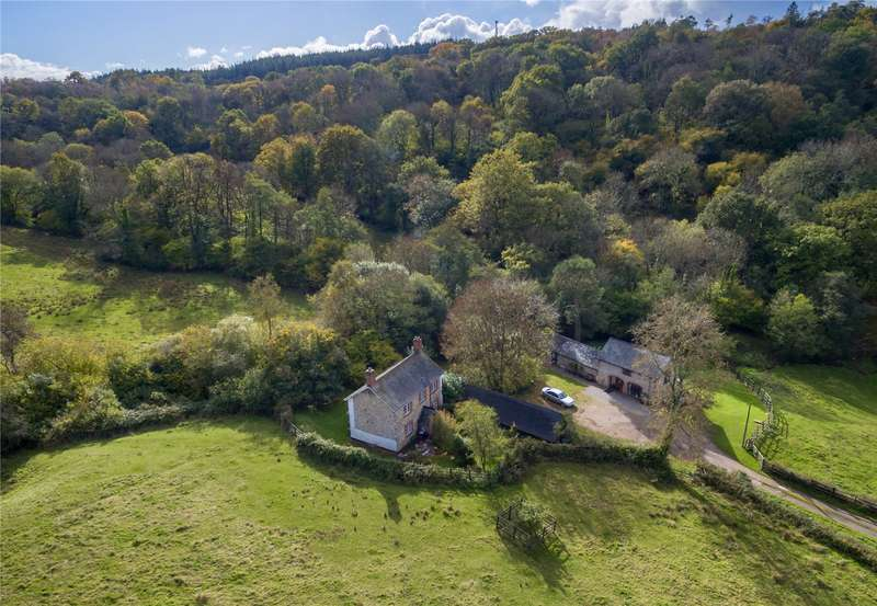 3 Bedrooms Farm Commercial for sale in Wrangcombe Lane, Wellington, Somerset, TA21