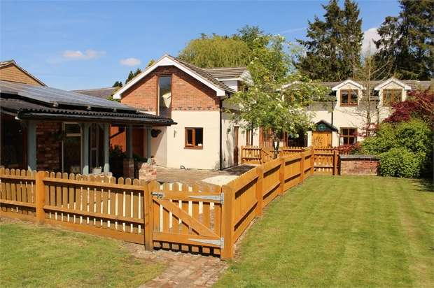 4 Bedrooms House for sale in Bitteswell