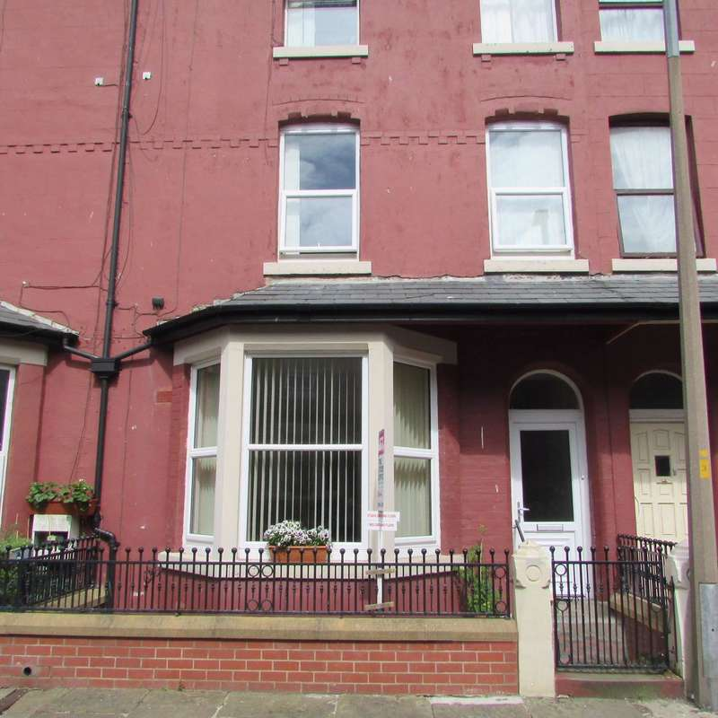 Block Of Apartments Flat for sale in Balmoral Terrace, Fleetwood
