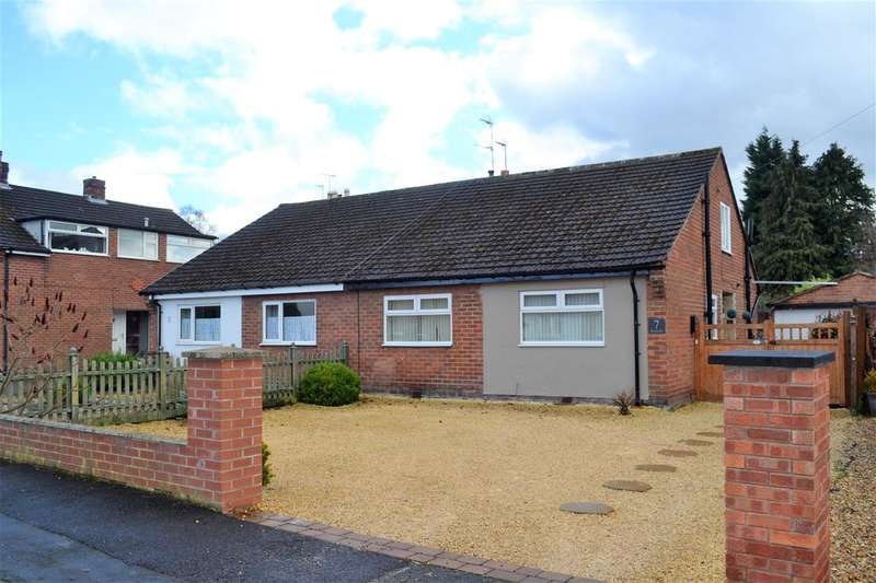 3 Bedrooms Semi Detached House for sale in Brookside, Great Boughton, Chester
