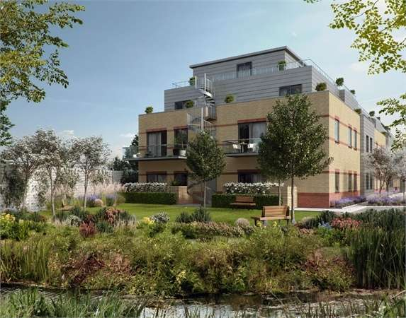 3 Bedrooms Flat for sale in NOMA, St Johns Road, Isleworth, Middlesex
