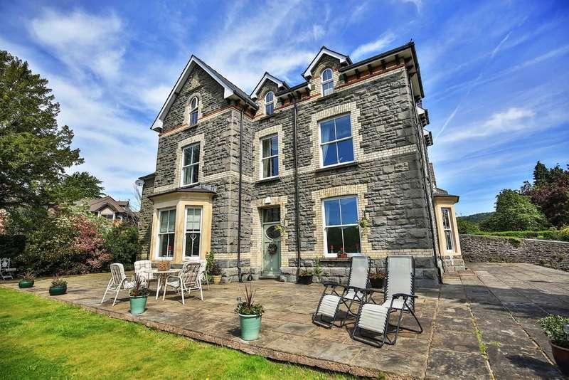 7 Bedrooms Detached House for sale in Upper Church Street, Pontypridd