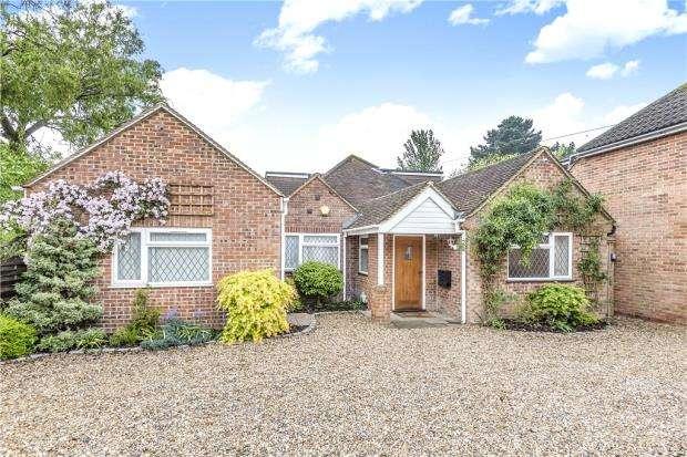 4 Bedrooms Detached House for sale in Beehive Lane, Binfield, Bracknell