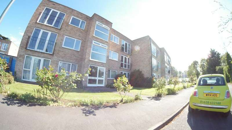2 Bedrooms Flat for rent in Riseley Road, Maidenhead