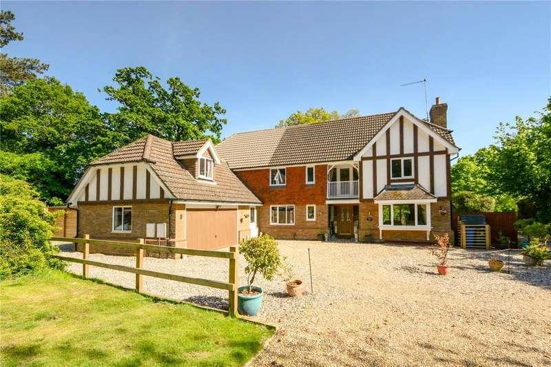 5 Bedrooms Detached House for sale in Easthampstead Park, Wokingham, Berkshire, RG40
