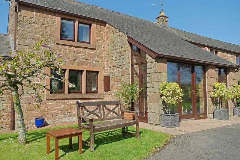 5 Bedrooms Barn Conversion Character Property for sale in Sykeside, Kirklinton, Carlisle