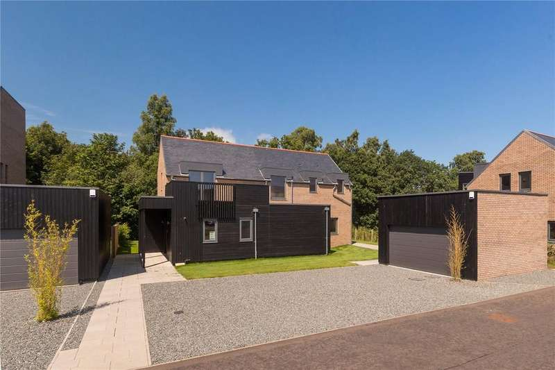 4 Bedrooms Detached House for sale in 7 William Burn Grove, Whitehill Woods, Rosewell, Midlothian