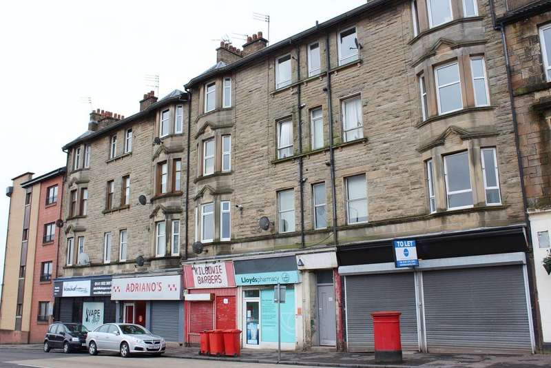 1 Bedroom Flat for sale in Kilbowie Road, Clydebank