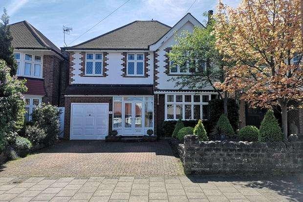 4 Bedrooms Detached House for sale in Patterdale Road, Woodthorpe, Nottingham, NG5