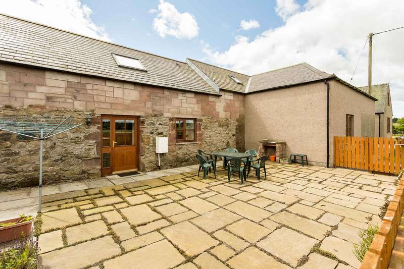 3 Bedrooms Cottage House for sale in Teuchat Hillock, Kinnell, Arbroath, Angus, DD11 4UG