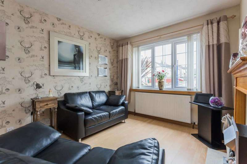 1 Bedroom Semi Detached House for sale in Dungavel Road, Kilmarnock, East Ayrshire, KA1 3SQ