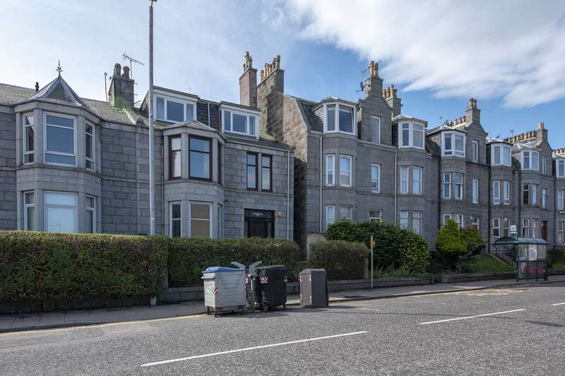 2 Bedrooms Ground Flat for sale in Victoria Road, Aberdeen, Aberdeenshire, AB11 9NS
