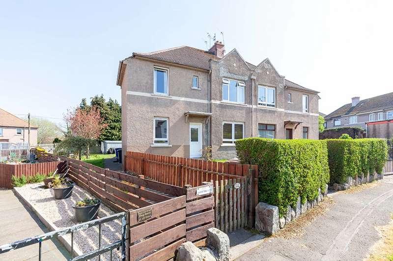 2 Bedrooms Flat for sale in Hunter Terrace, Loanhead, EH20 9SJ
