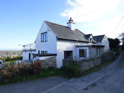 4 Bedrooms Detached House for sale in Mountain, Holyhead, Sir Ynys Mon, LL65