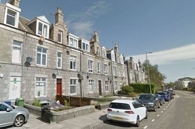 1 Bedroom Flat for sale in Broomhill Road, Aberdeen, Aberdeenshire, AB10 6HT