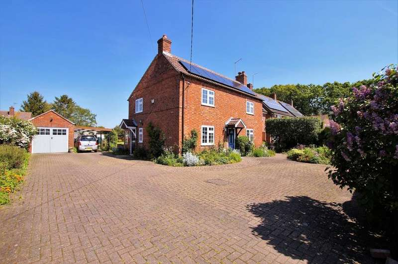 4 Bedrooms Detached House for sale in Bridle Lane, Carlton-le-Moorland
