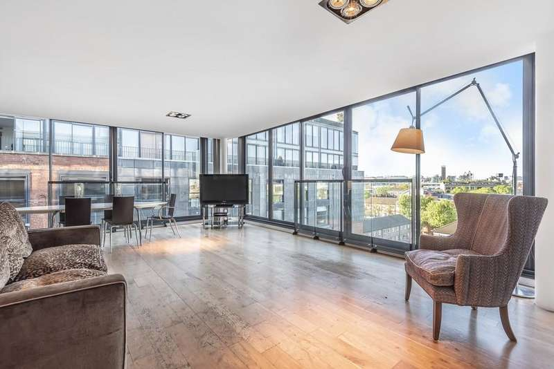 2 Bedrooms Apartment Flat for sale in The Jam Factory, Green Walk, SE1