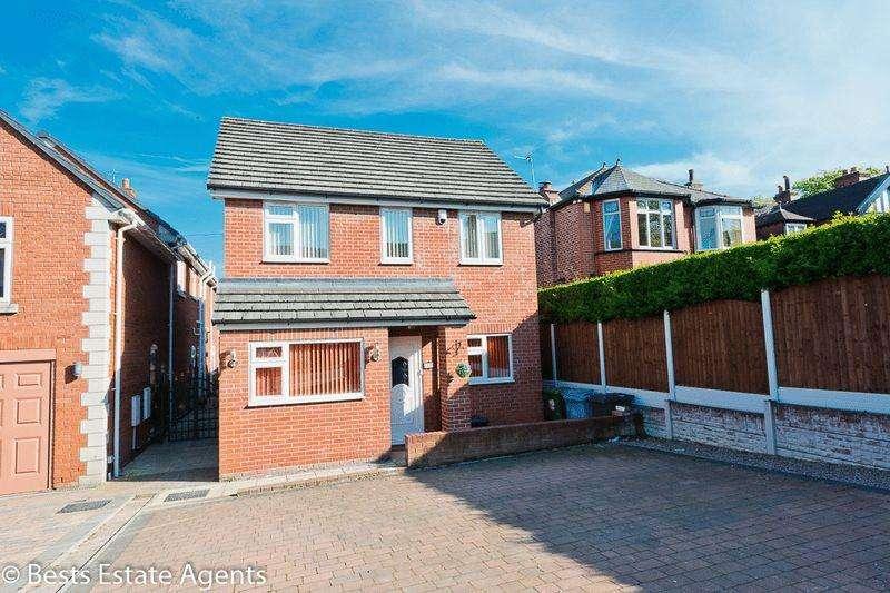 3 Bedrooms Detached House for sale in Greenway Road, Higher Runcorn