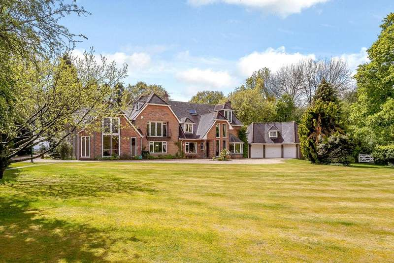 7 Bedrooms Detached House for sale in Hannington, Hampshire