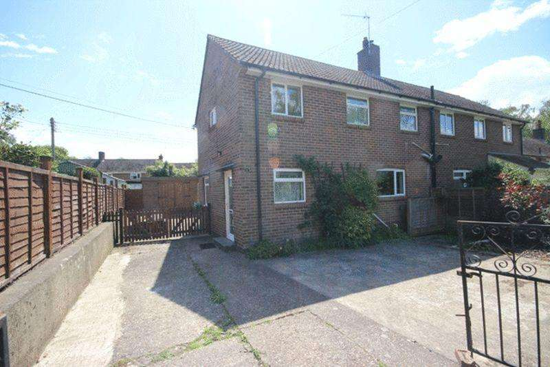 3 Bedrooms Semi Detached House for sale in HURN CHRISTCHURCH