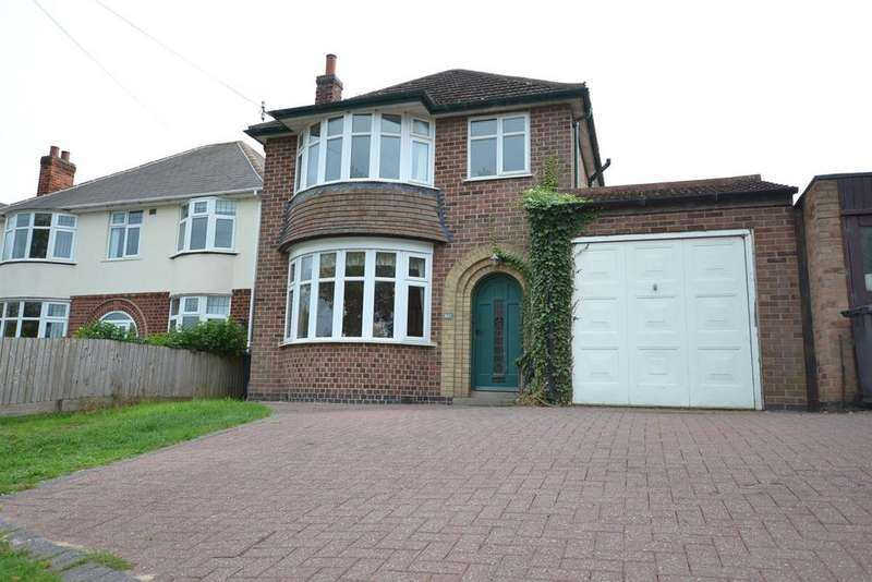 3 Bedrooms Detached House for sale in Leicester Road, Quorn, Leicestershire