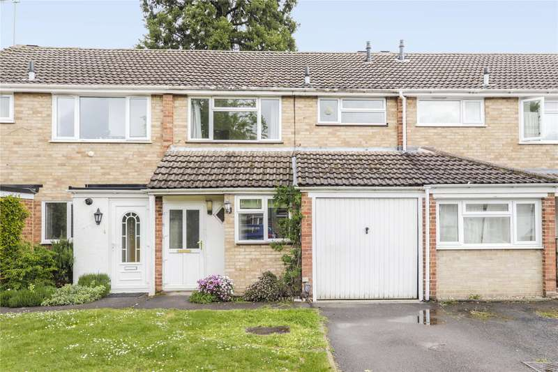 3 Bedrooms Terraced House for rent in Goodways Drive, Bracknell, Berkshire, RG12