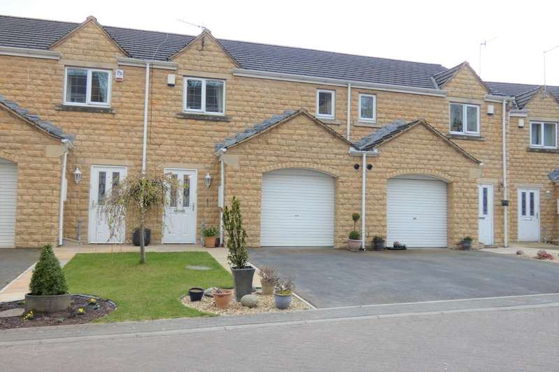 3 Bedrooms Mews House for sale in Hare Court, Todmorden, OL14