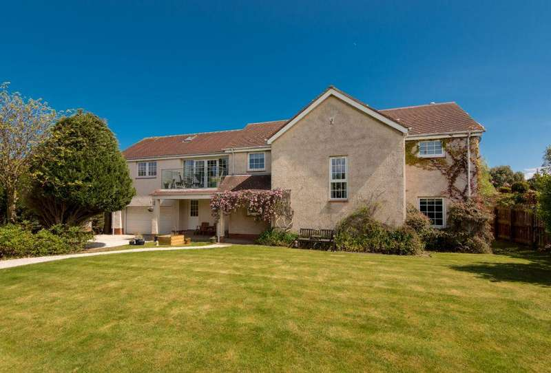 5 Bedrooms Detached House for sale in 6 Strathearn Road, North Berwick, East Lothian, EH39 5BZ
