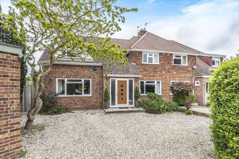 4 Bedrooms House for sale in Oakend Way, Padworth, RG7