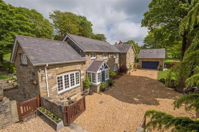 4 Bedrooms Detached House for sale in Llanasa, Holywell