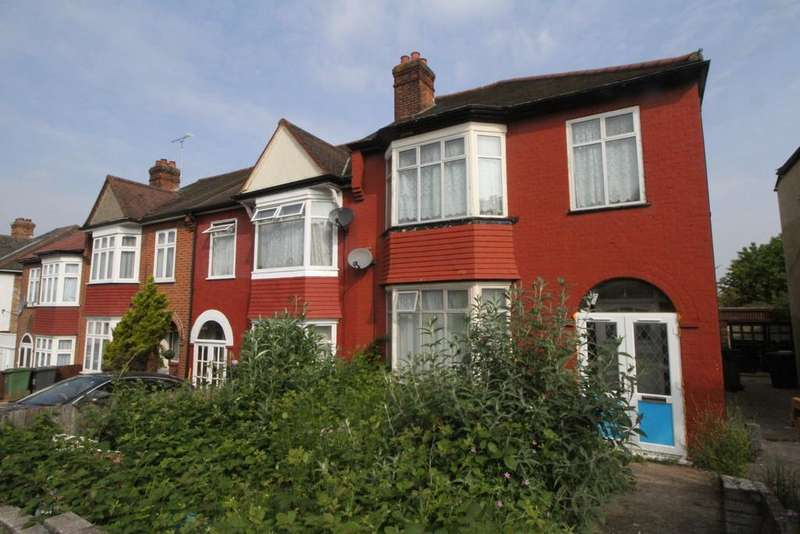 3 Bedrooms End Of Terrace House for sale in Bellingham Road, Catford