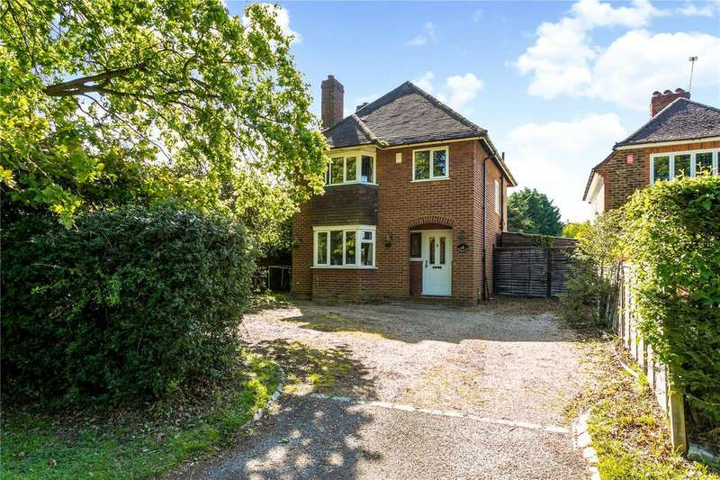 3 Bedrooms Detached House for sale in Hedgerley Hill, Hedgerley, Slough, SL2