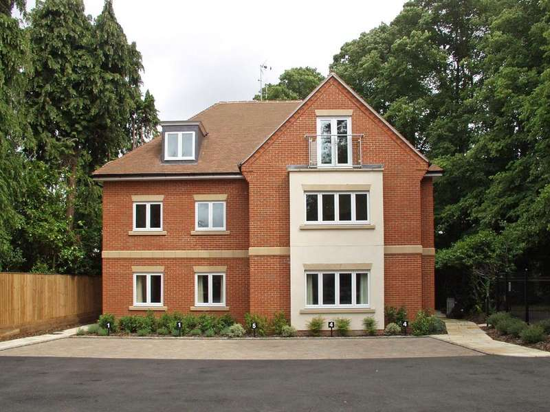 2 Bedrooms Flat for sale in South Lodge, London Road, Ascot, Berkshire
