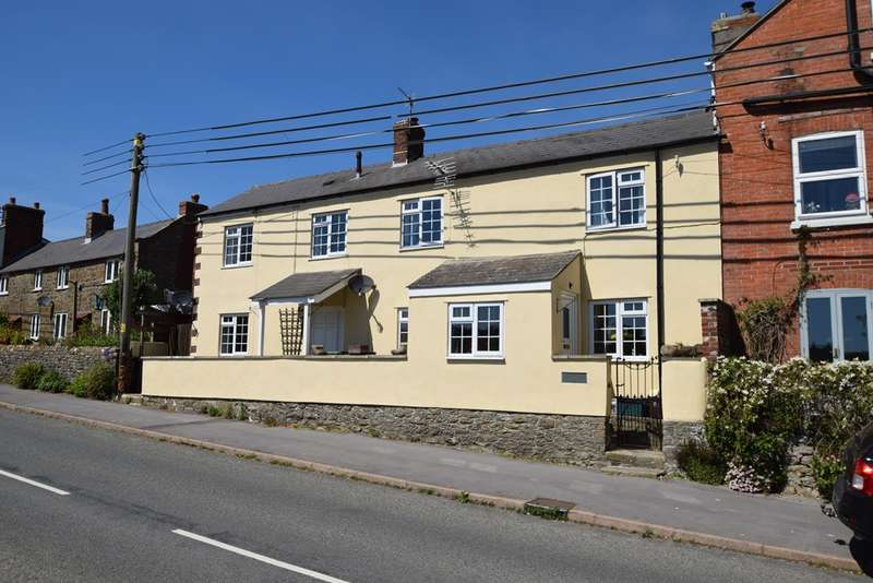 3 Bedrooms Detached House for sale in Bridport