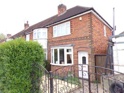 2 Bedrooms End Of Terrace House for sale in Abbey Rise, Leicester, Leicestershire, England