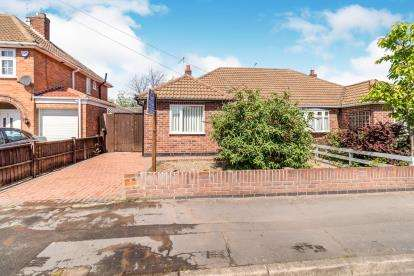 2 Bedrooms Bungalow for sale in Repton Road, Wigston, Leicester, Leicestershire