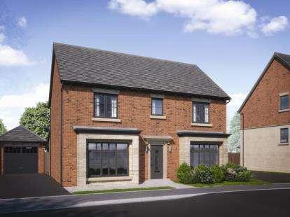 4 Bedrooms Detached House for sale in Heatherley Wood Alderley Park, Nether Alderley, Cheshire