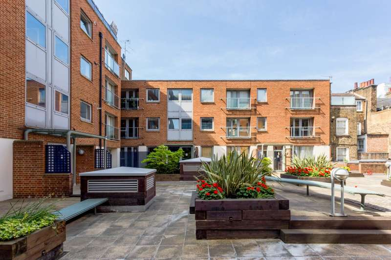 2 Bedrooms Flat for sale in Britton Street, Clerkenwell, EC1M