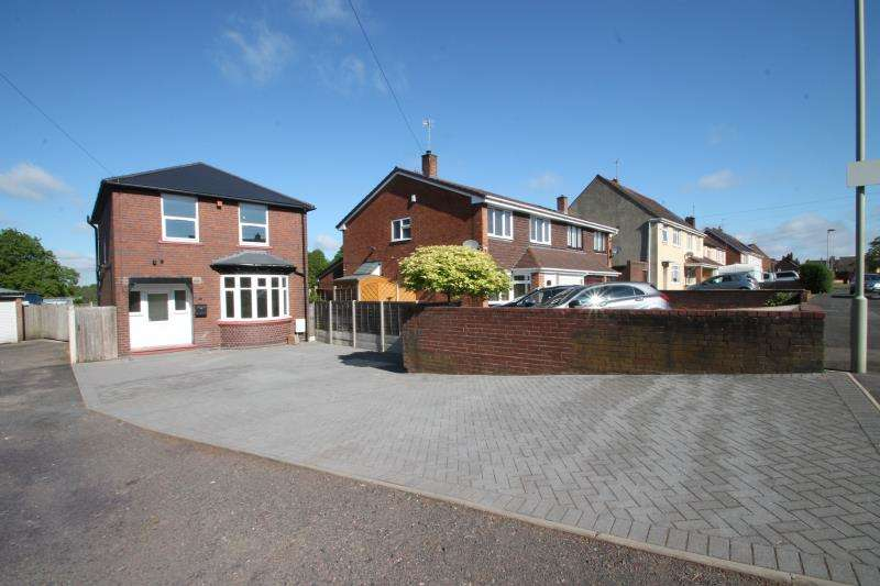 4 Bedrooms Detached House for rent in Norwood Road, Brierley Hill, West Midlands, DY5