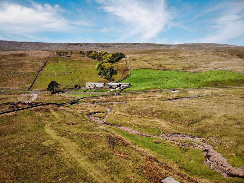 Farm Commercial for sale in Kingsdale Head, Westhouse, nr Ingleton, North Yorkshire, LA6 3PH