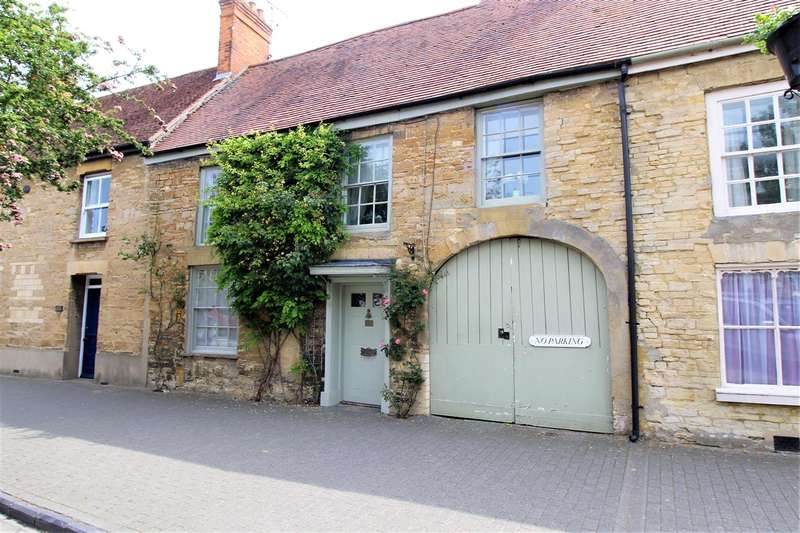 4 Bedrooms Terraced House for sale in High Street, Olney
