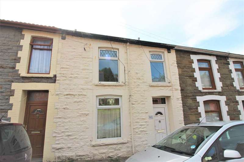 3 Bedrooms Terraced House for sale in Chepstow Road, Treorchy